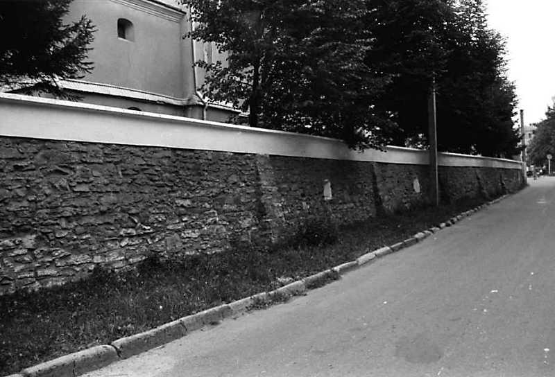 1990 р. Мур. Вигляд з боку вулиці (із…