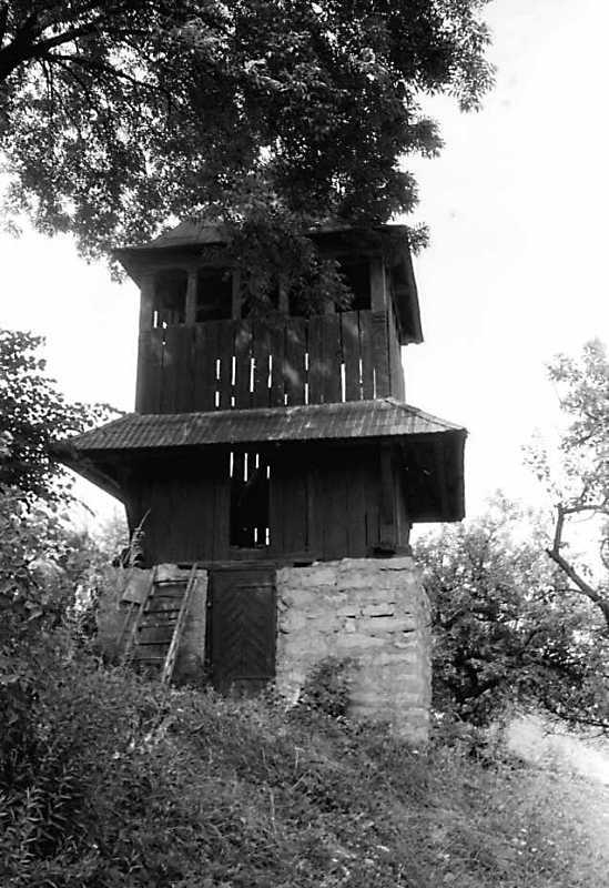 1990 р. Дзвіниця