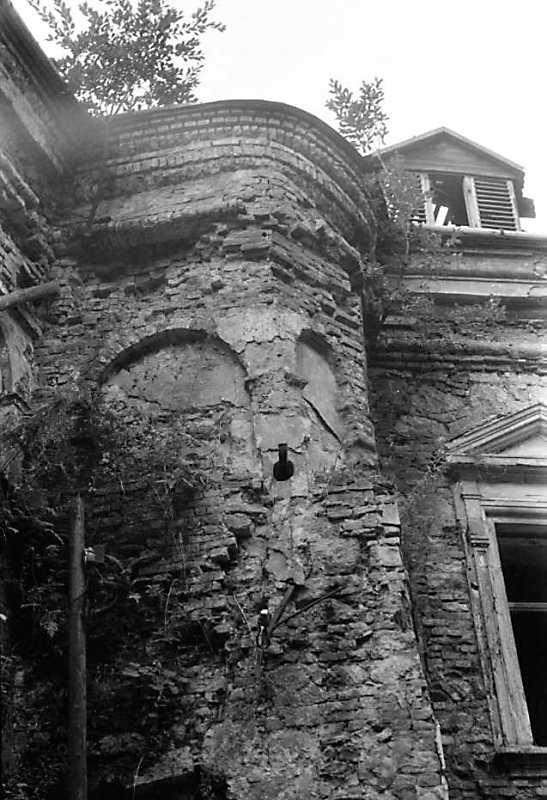 1990 р. Фрагмент башти 2