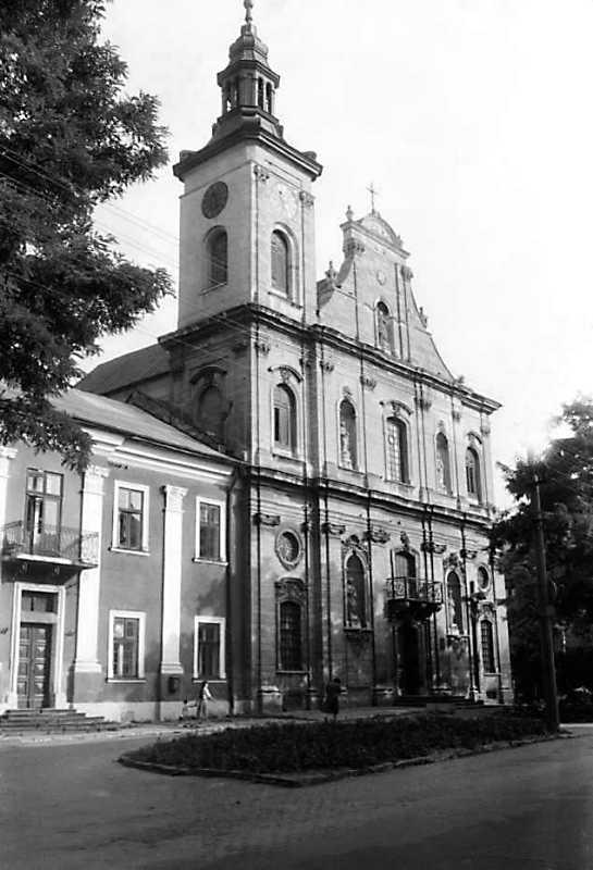 Костел Вознесіння