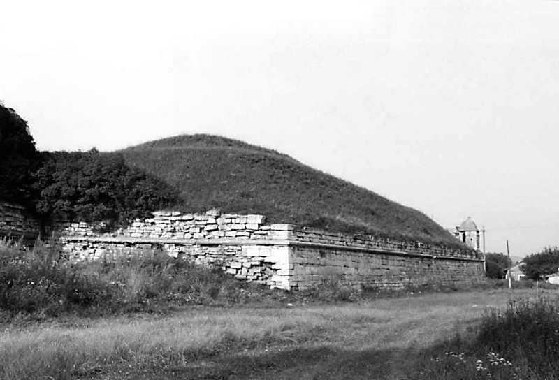 1990 р. Загальний вигляд з південного…