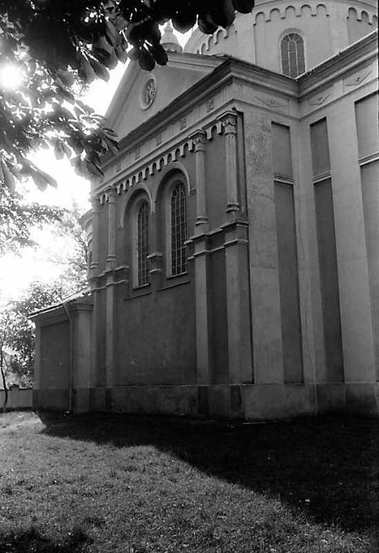 1990 р. Північний фасад. Вигляд з…