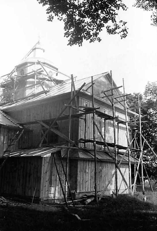 Вівтар церкви