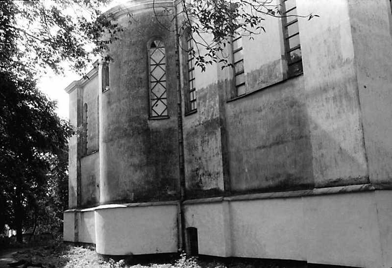 1990 р. Вівтар. Вигляд з північного…