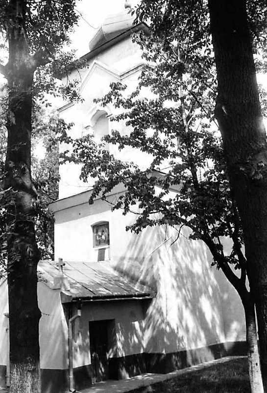 1991 р. Башта. Вигляд з позиції А3