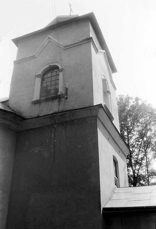 1991 р. Башта. Вигляд з позиції С4