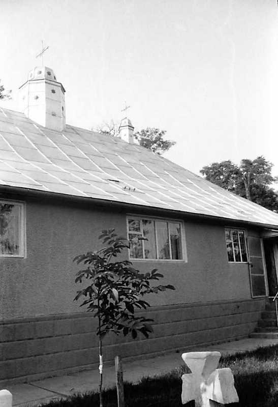 1991 р. Південний фасад церкви Вигляд…
