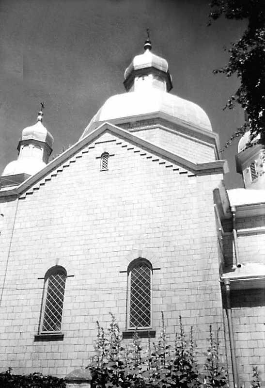 1991 р. Нава. Вигляд з півдня