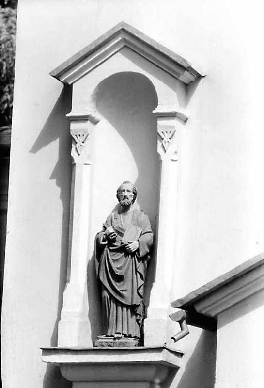 Фігура апостола Петра в ніні