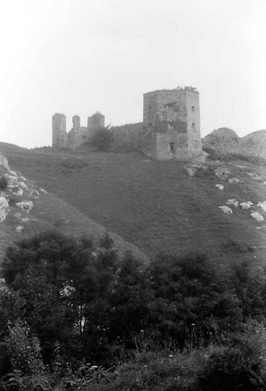 Північна і західна башти