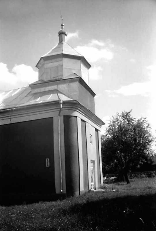 1991 р. Дзвіниця. Вигляд з північного…
