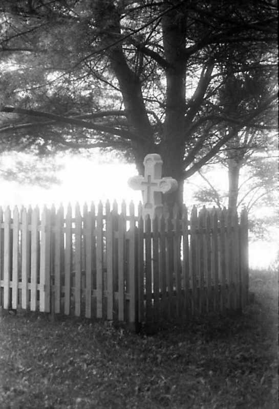 1991 р. пам'ятний хрест с. Дібріяни