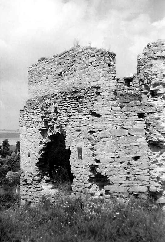 1991 р. Південна стіна. Вигляд з…