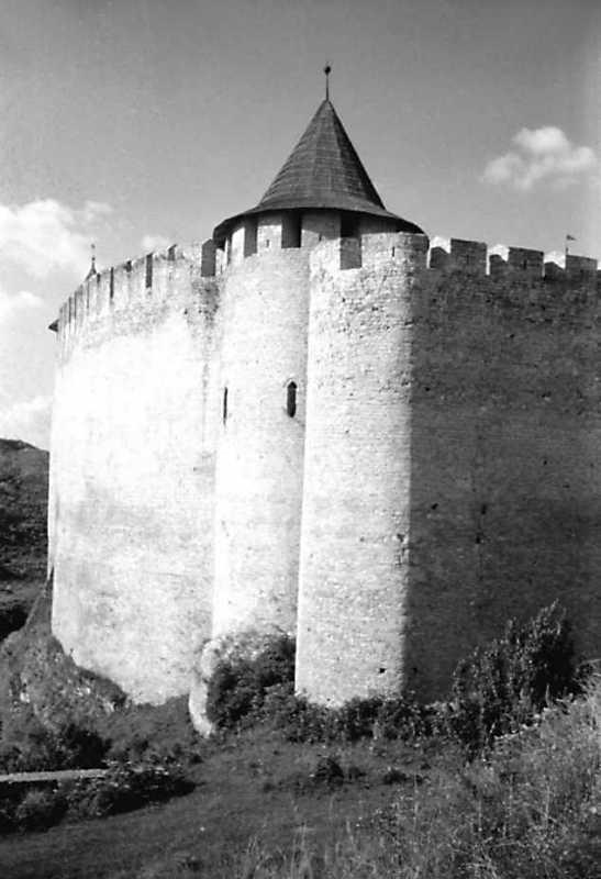 1991 р. Західний мур. Вигляд з півдня