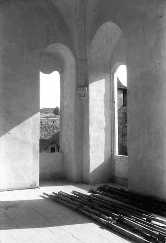 1991 р. Інтер'єр галереї. Вигляд з…
