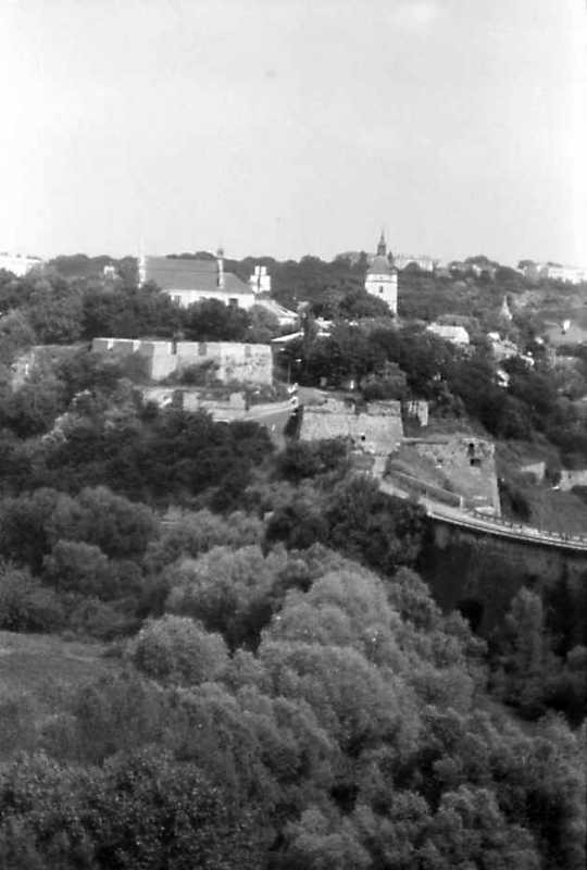 1991 р. Вид на Старе місто з…