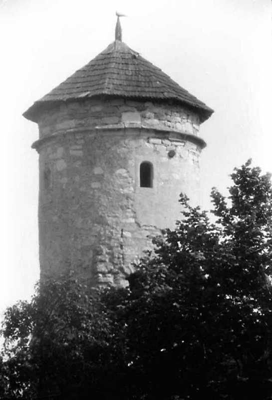 Комендантська башта