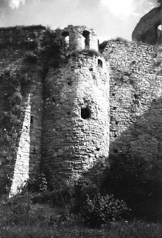 Мала Західна башта