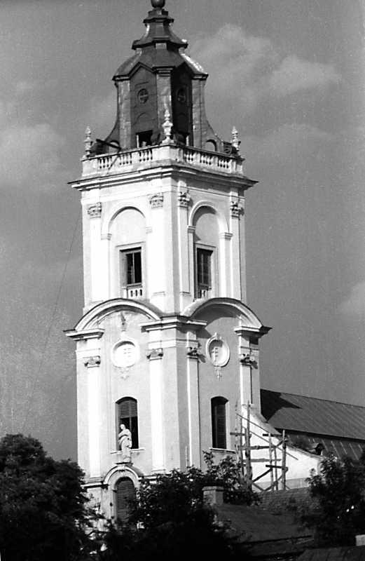 1991 р. Башта. Вигляд з південного…