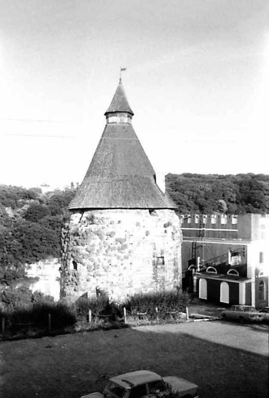1991 р. Гончарська башта. Вигляд з…