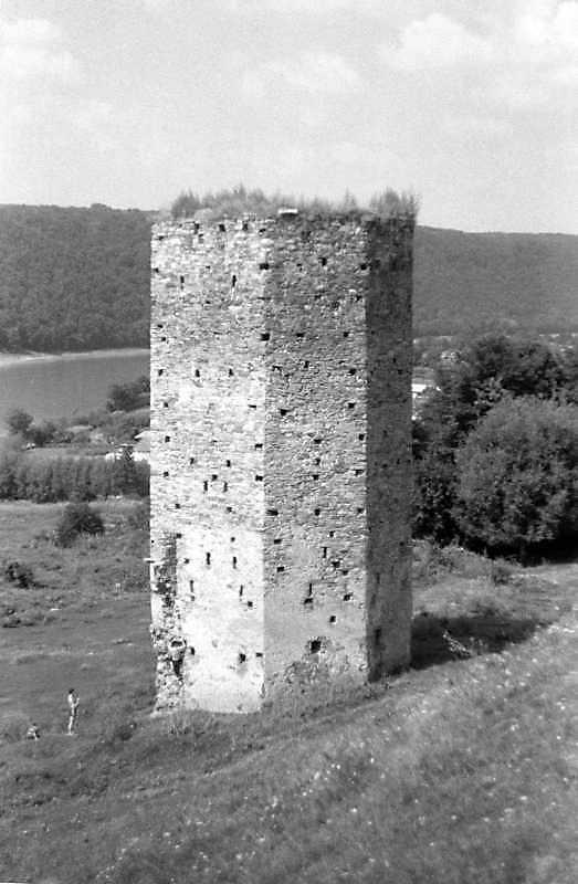 1991 р. Башта. Вигляд з південного заходу