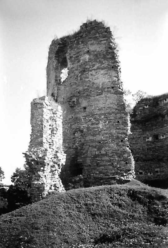 1991 р. Фрагмент 3 і башта 4. Вигляд з…
