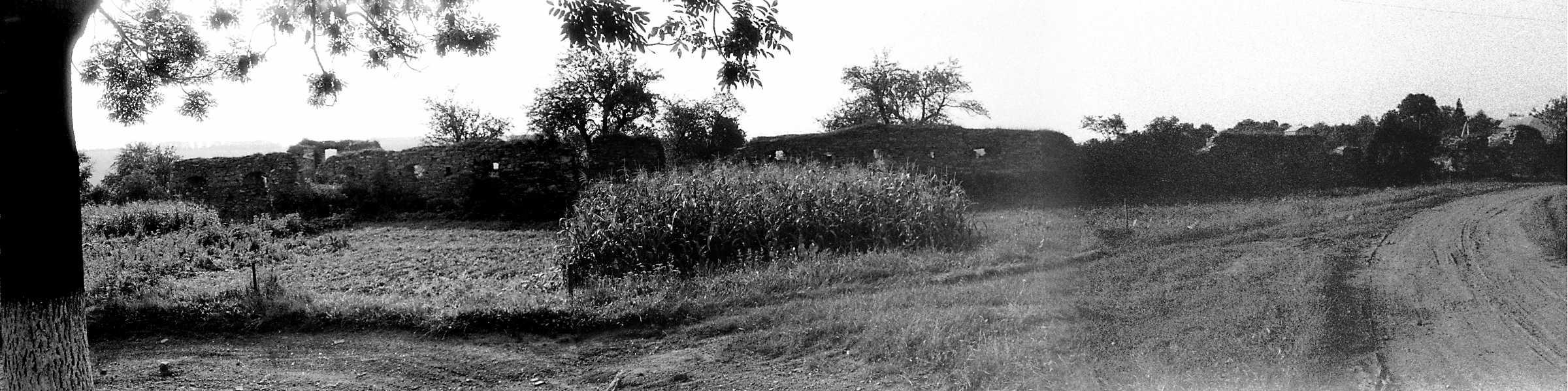 1991 р. Панорама з південного сходу