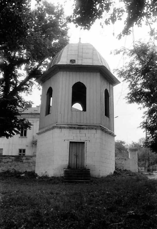 1991 р. Дзвіниця. Вигляд з півночі