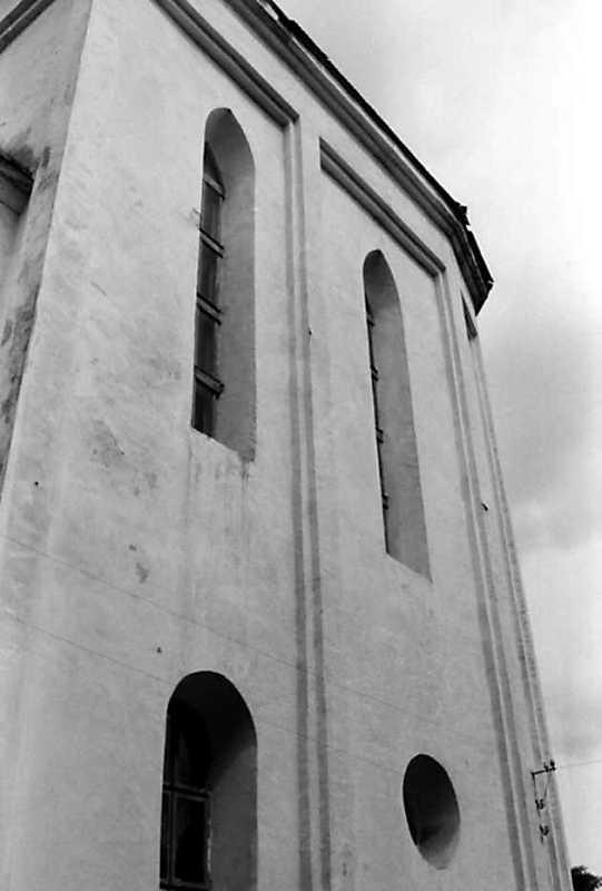 1991 р. Південна каплиця. Вигляд з…
