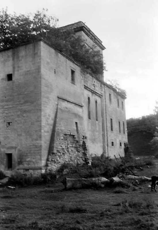 1991 р. Північний фасад. Вигляд з…