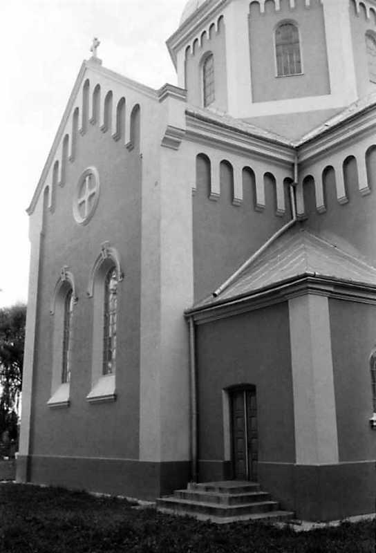 Південний фасад