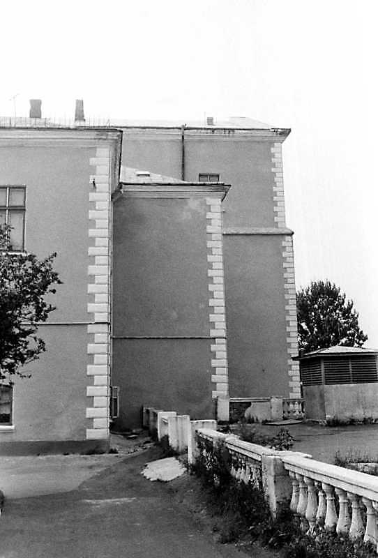 1991 р. Фрагмент північного фасаду.…