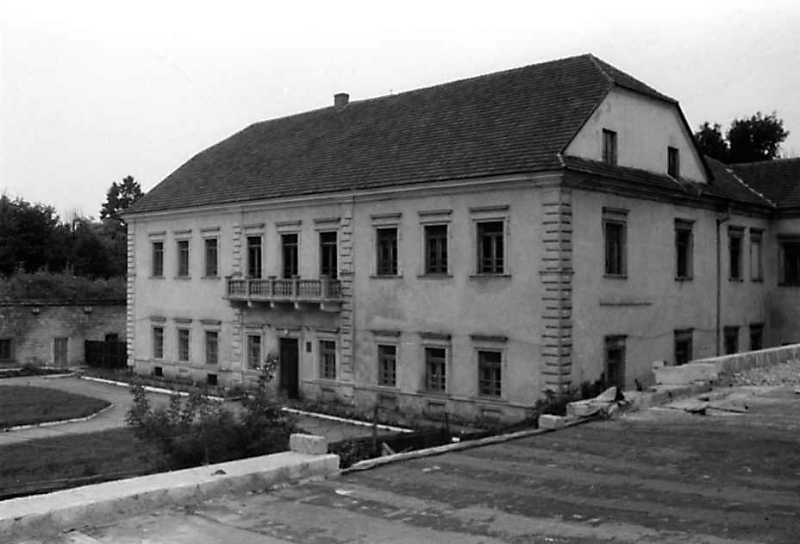 1991 р. Палац. Загальний вигляд