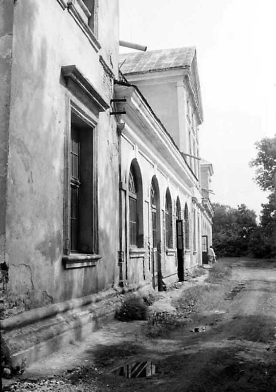 1991 р. Південний фасад в ракурсі.…
