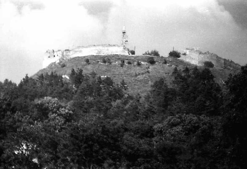1991 р. Загальний вигляд з південного заходу