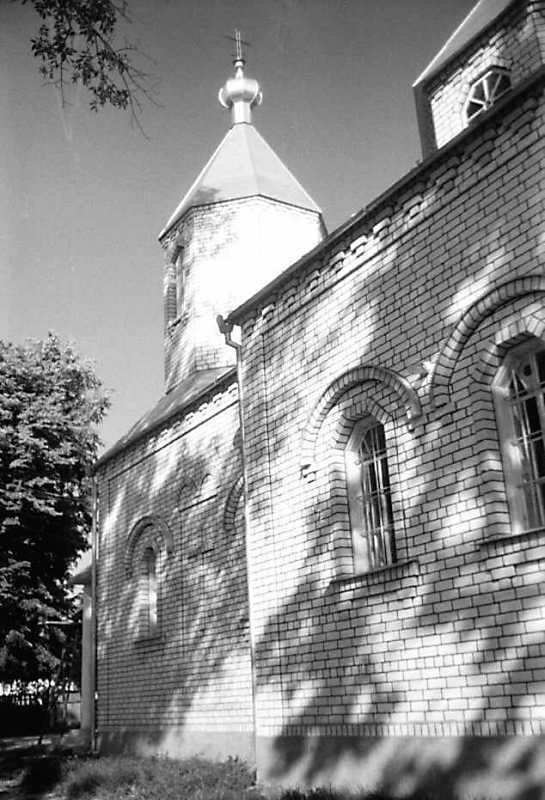 1991 р. Фрагмент бічного фасаду.…