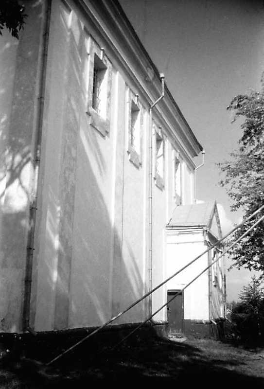 1991 р. Південний фасад в ракурсі .…