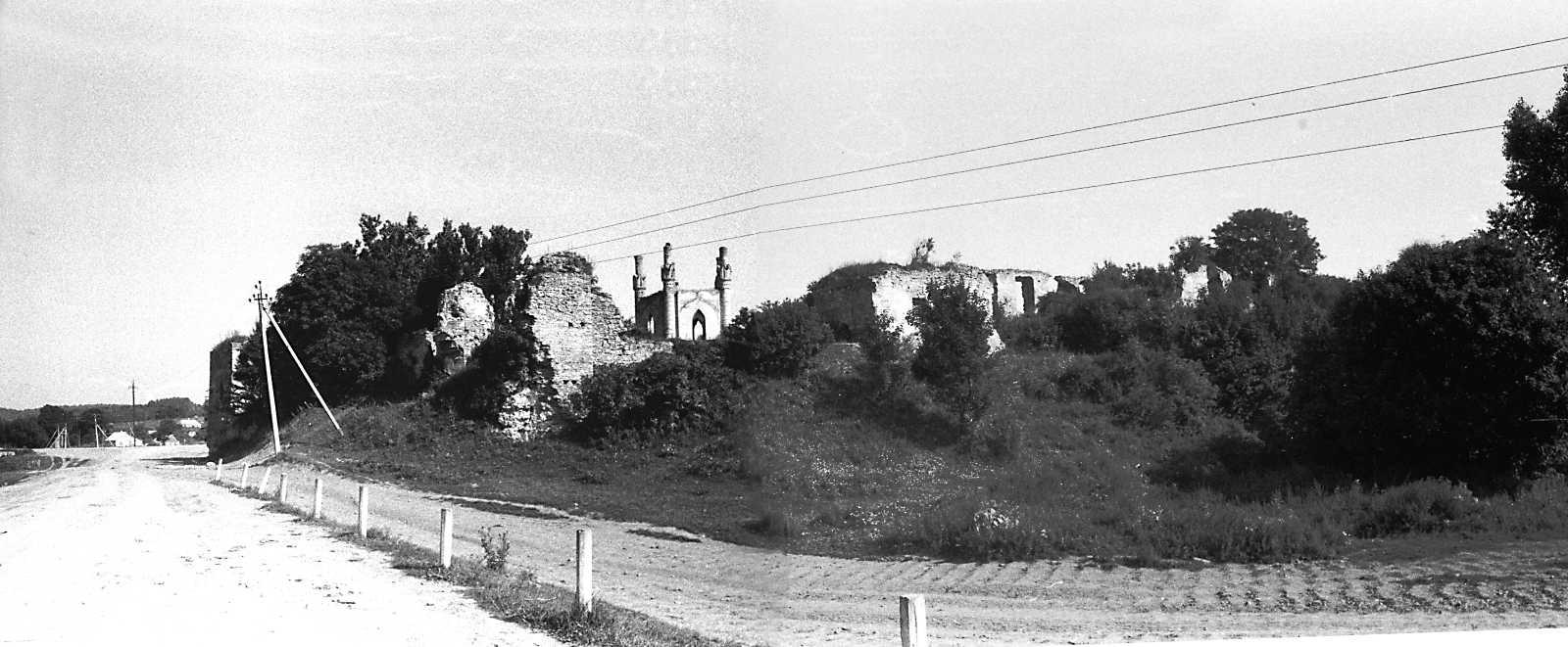 1991 р. Панорама з південного заходу