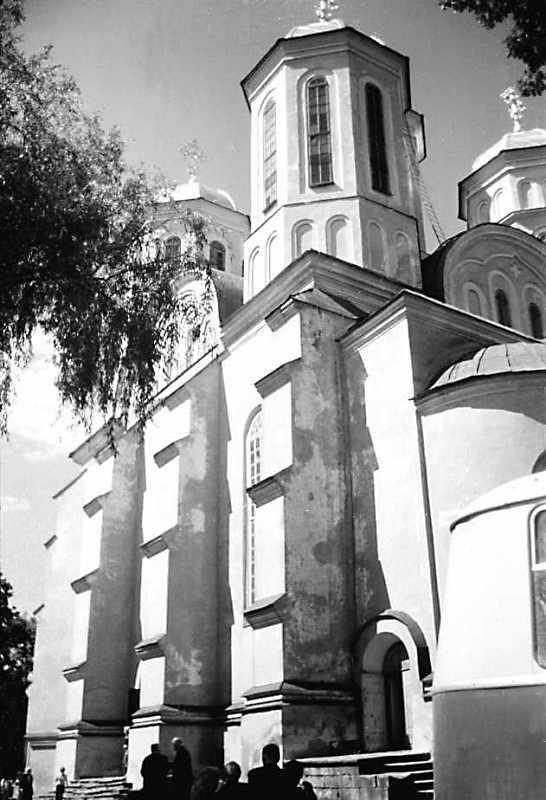 1991 р. Південний фасад. Вигляд з південного сходу