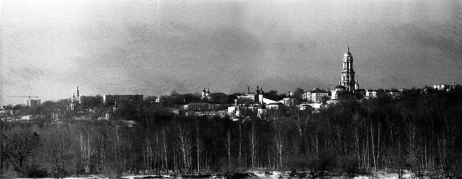 1992 р. Панорама зі сходу