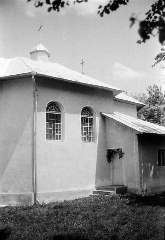 1992 р. Нава. Вигляд з південного заходу