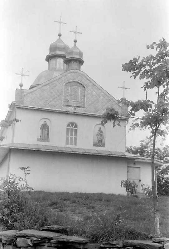 1992 р. Загальний вигляд зі сходу