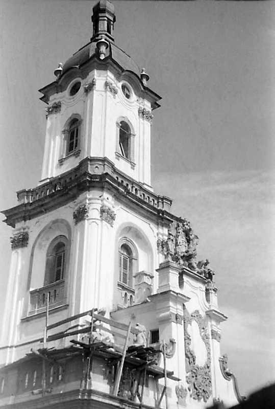 1992 р. Башта. Вигляд з північного заходу