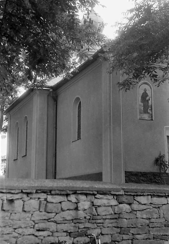 1992 р. Північний фасад. Вигляд з північного заходу