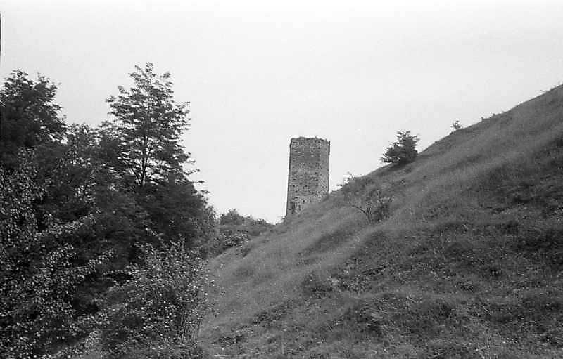 1992 р. Башта. Вигляд з півдня