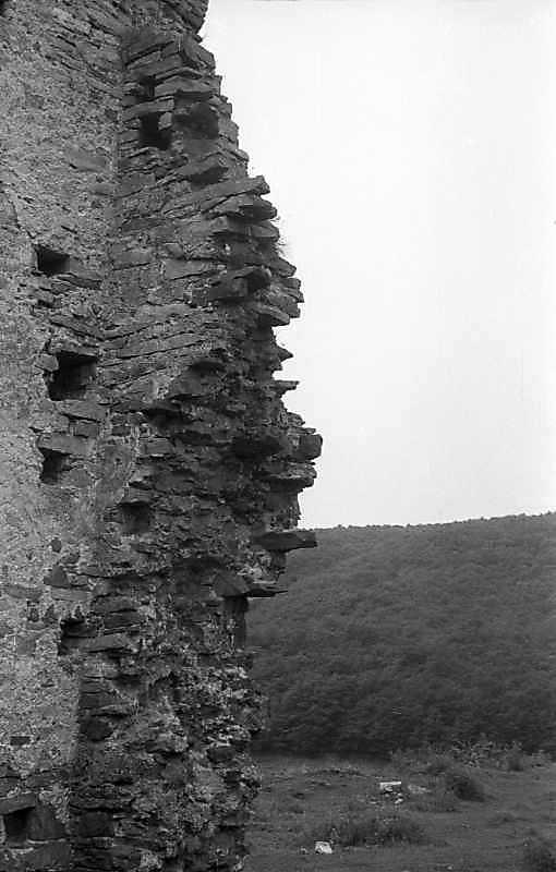 1992 р. Фрагмент північного муру при…