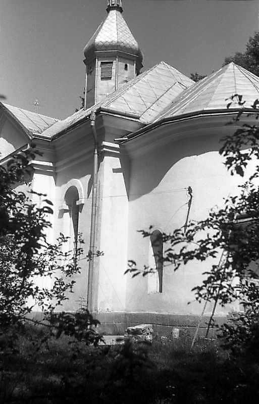 1992 р. Вигляд з південного сходу