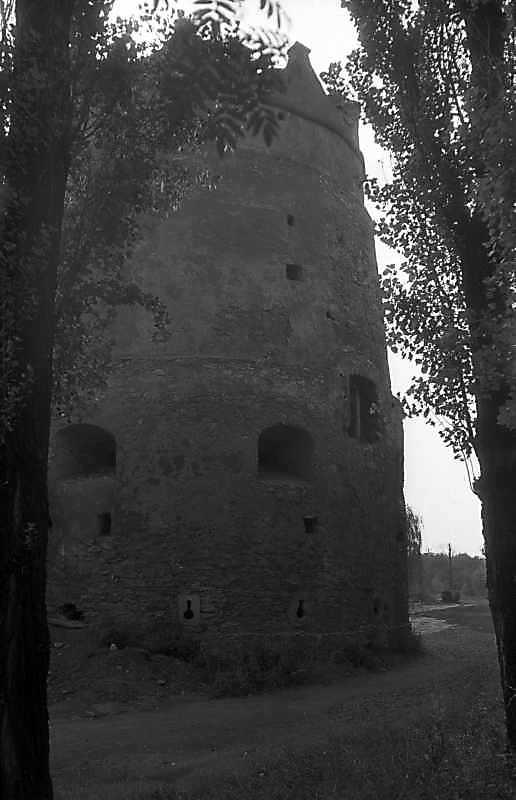 1992 р. Північно-східна башта. Вигляд…