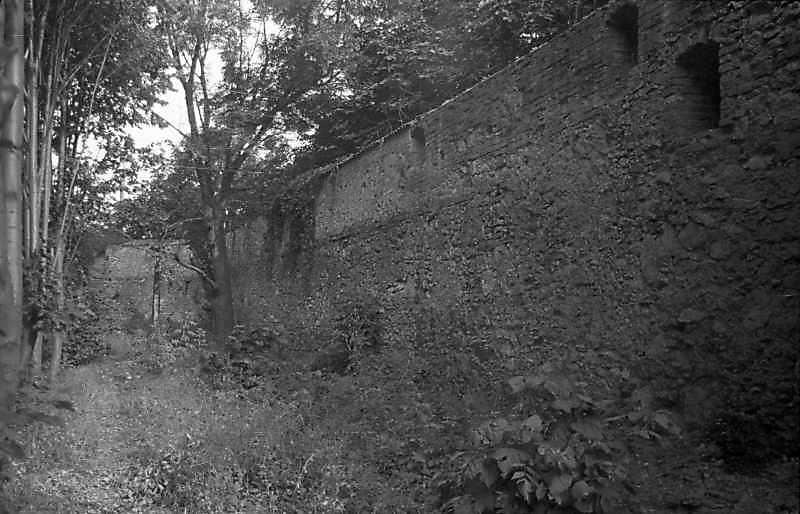 1992 р. Південний мур. Вигляд із заходу
