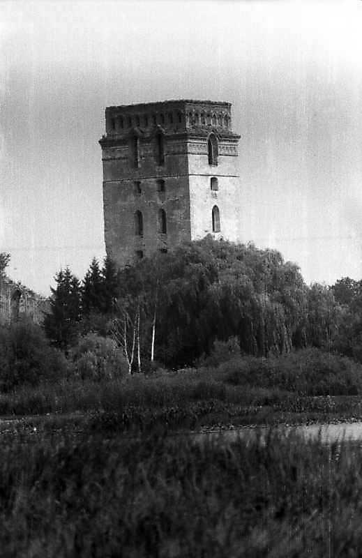 1992 р. Башта